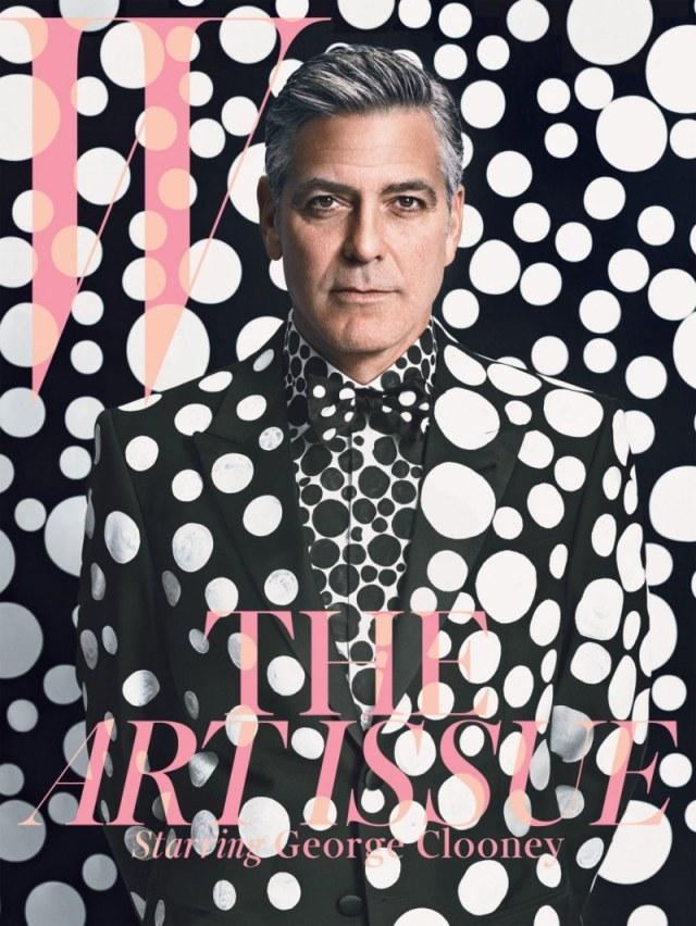 George Clooney W