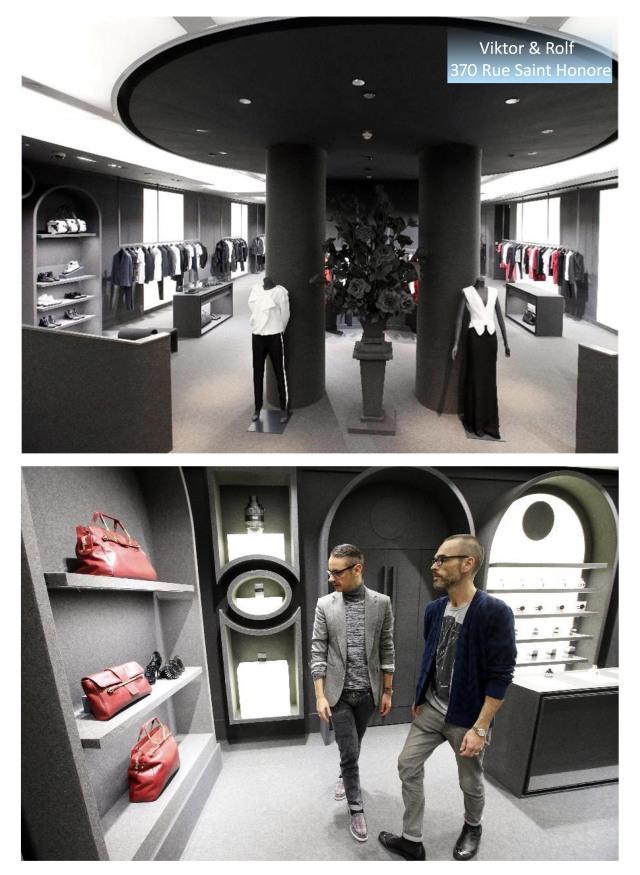Viktor & Rolf store opened copy