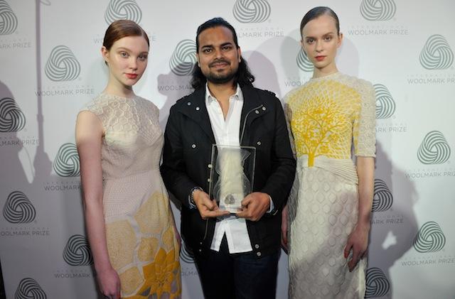Rahul Mishra Woolmark