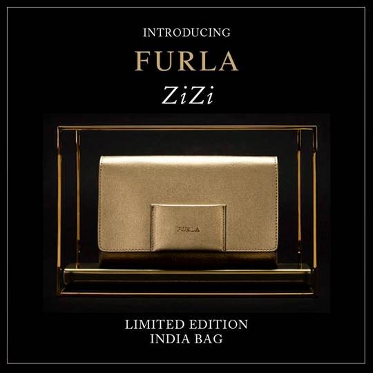 Go-to-Glam this Festive Season : 'Limited Edition India' Bags   DG's